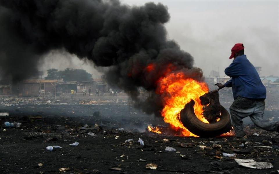 Levantamento revela os 10 lugares mais poluídos do planeta
