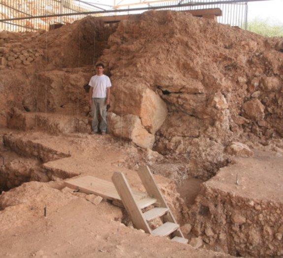Arqueólogos encontram 'cozinha' de 300 mil anos em Israel