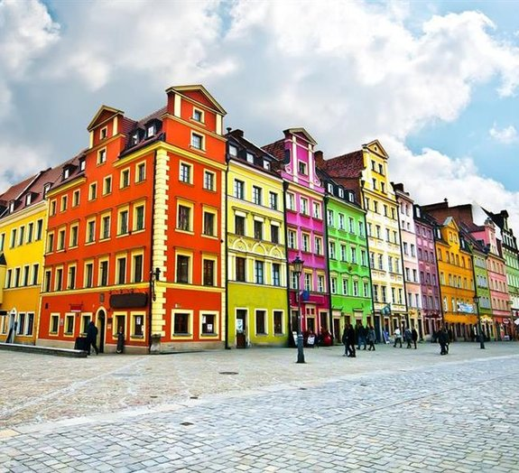 Conheça 15 das cidades mais coloridas ao redor do planeta [galeria]
