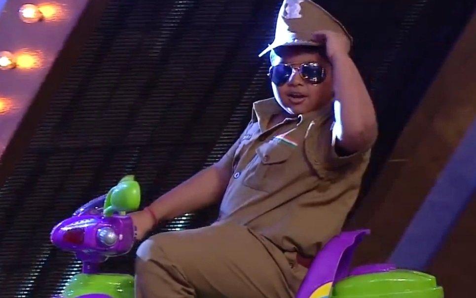 Gordinho dançarino faz sucesso no India's Got Talent [vídeo]