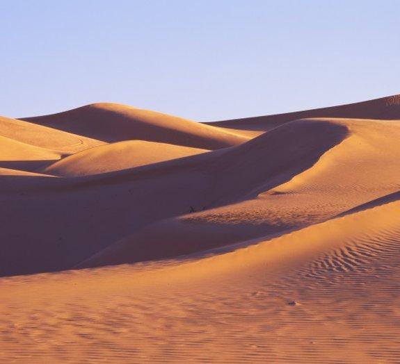 Como é que as dunas se formam?