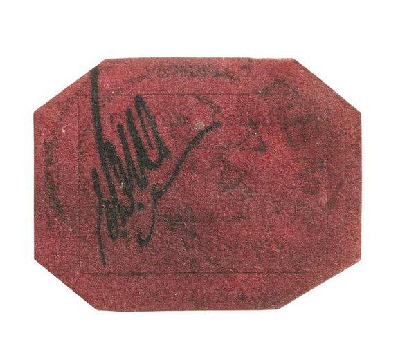 Este é o selo mais valioso do mundo. Quer saber por quê?