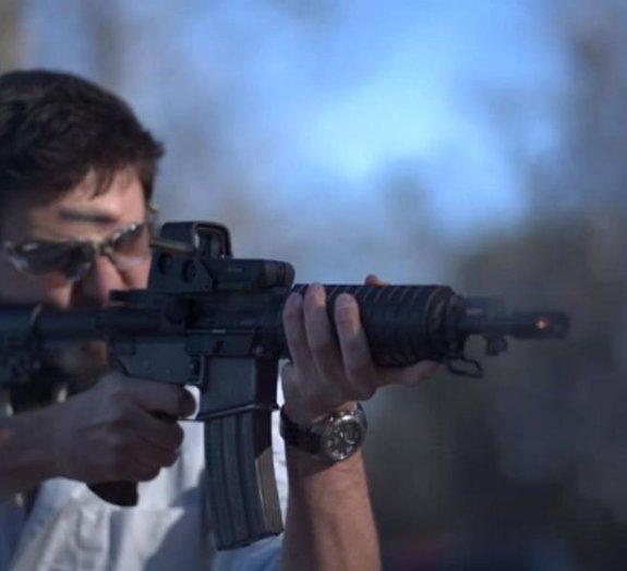 Veja disparos de um rifle de assalto a 18.000 fps [vídeo]