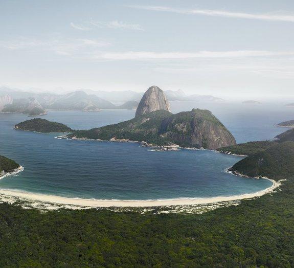 Como era o Rio de Janeiro antes da colonização?