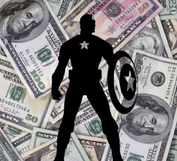 Você sabe quanto dinheiro o Capitão América 'custaria' se fosse real?