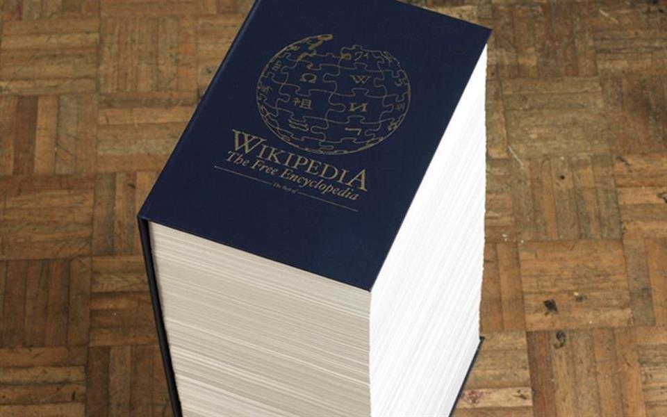 Quantas páginas teria a Wikipédia se ela fosse impressa? - Mega Curioso