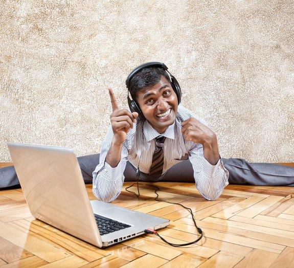 Aprenda a usar a música para aumentar a sua eficiência no trabalho
