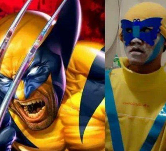 É difícil dizer se estes são os melhores ou os piores cosplays do mundo