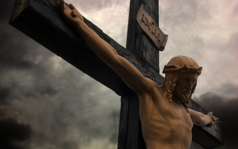 Resultado de imagem para jesus crucificado