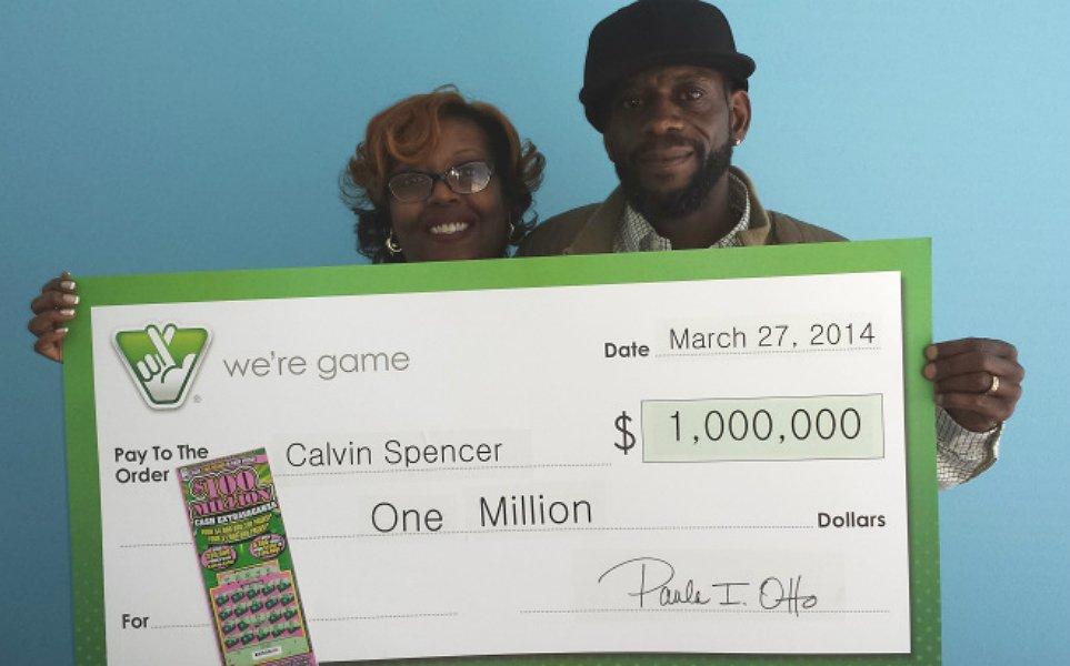 Os mais sortudos do mundo! Casal ganha na loteria três vezes no mesmo mês - Mega Curioso