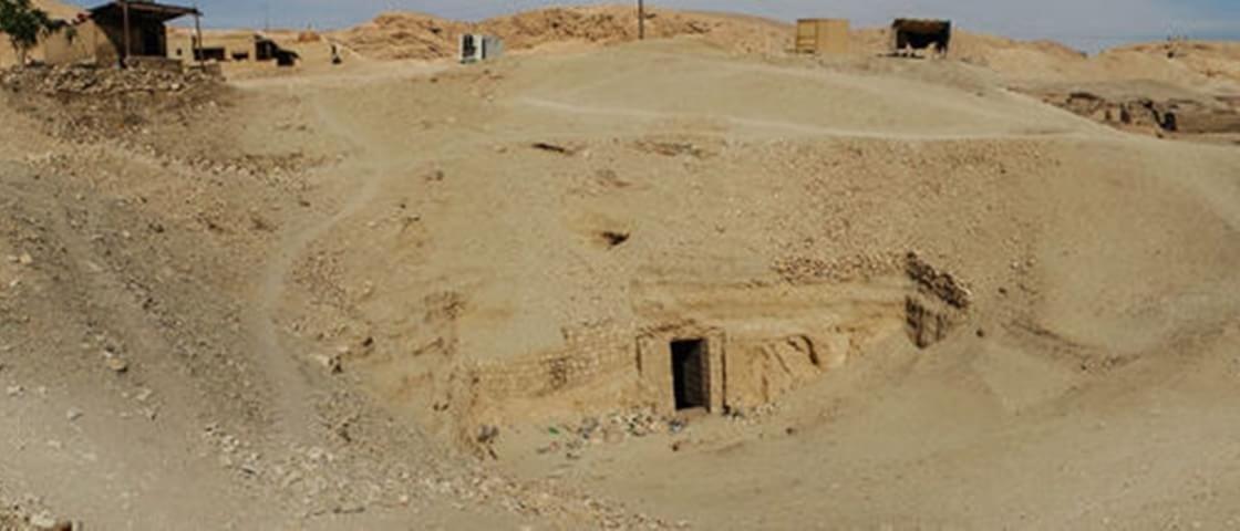 Mítica Tumba da Osíris é descoberta por arqueólogos