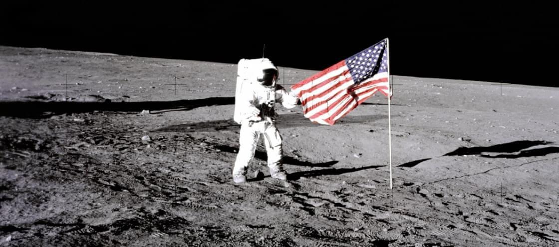 Astronautas provocaram colisão na Lua que a fez vibrar como um sino