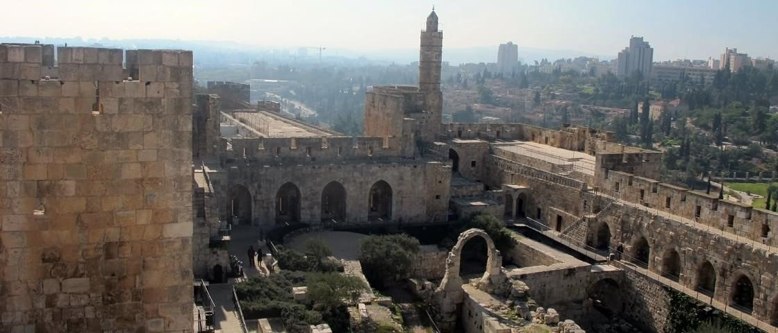 Arqueólogos encontram possível local do julgamento de Jesus Cristo