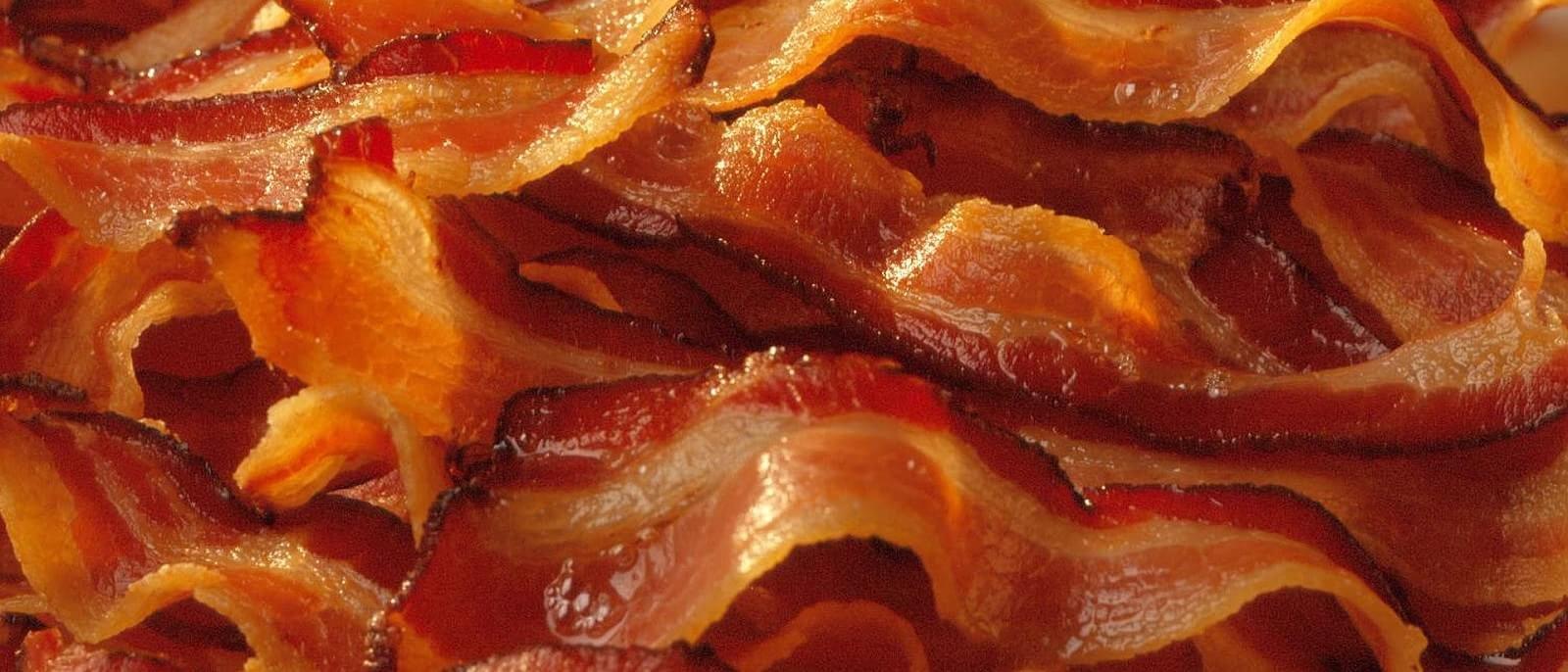 Cidade chinesa está culpando o bacon pela poluição do ar