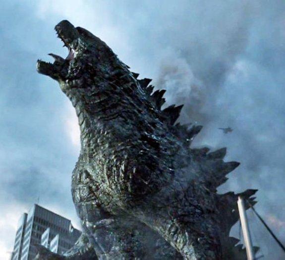 Dormindo com o Godzilla