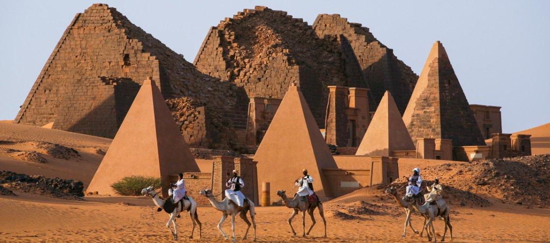 Próxima Parada: Sudão — conheça melhor este país repleto de pirâmides