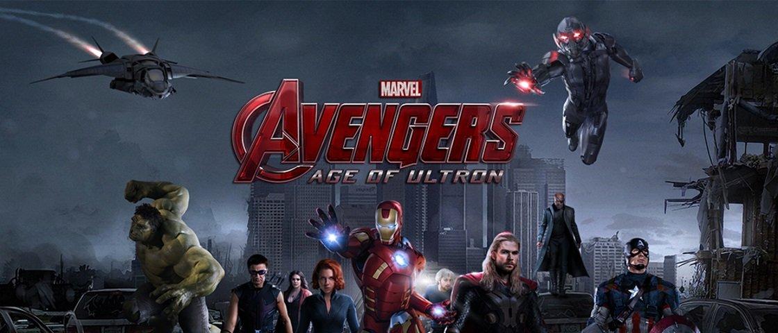 Vingadores: A Era de Ultron ganha seu terceiro e sensacional trailer