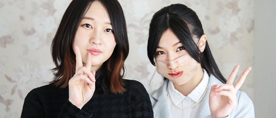Doente? Experimente essa bizarra máscara que está viralizando no Japão