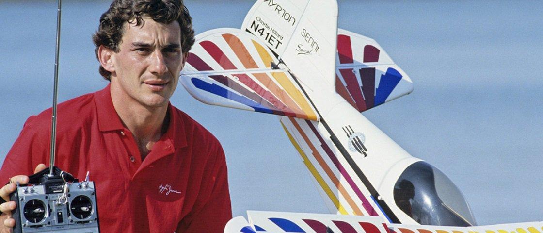 Lado heroico de Ayrton Senna é lembrado em campanha – assista!