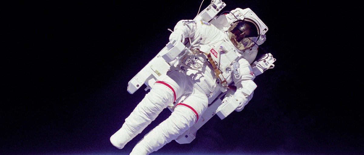 Confira alguns dos sensacionais trajes espaciais americanos