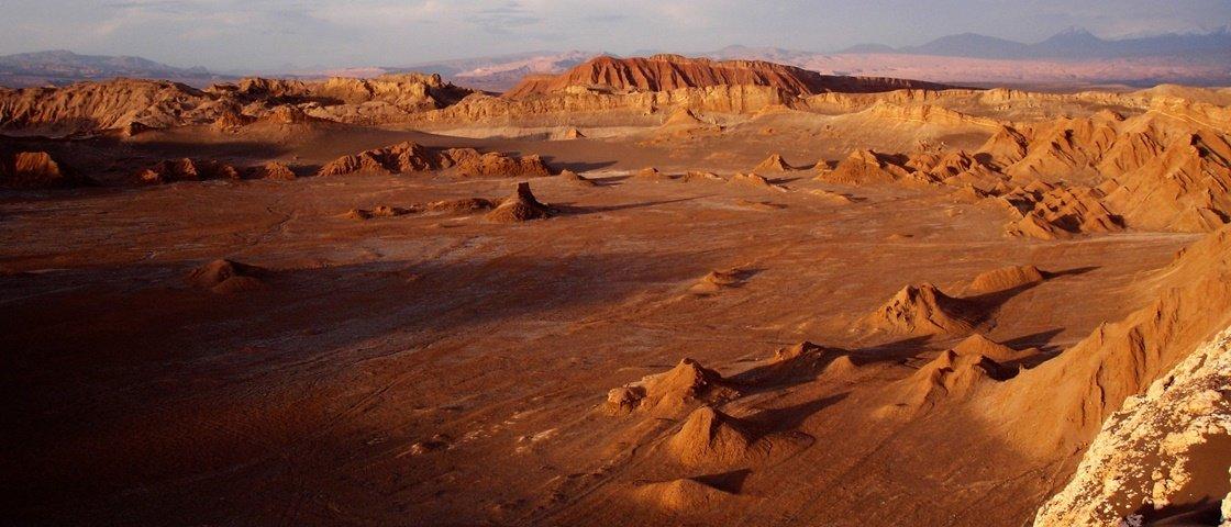 Veja quais são os 6 lugares da Terra que parecem ser de outro planeta