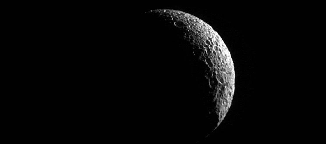NASA pretende por fragmento de asteroide em orbita ao redor da Lua até 2025