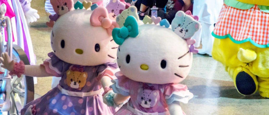 Parque temático da Hello Kitty: um bom lugar para conhecer antes de morrer