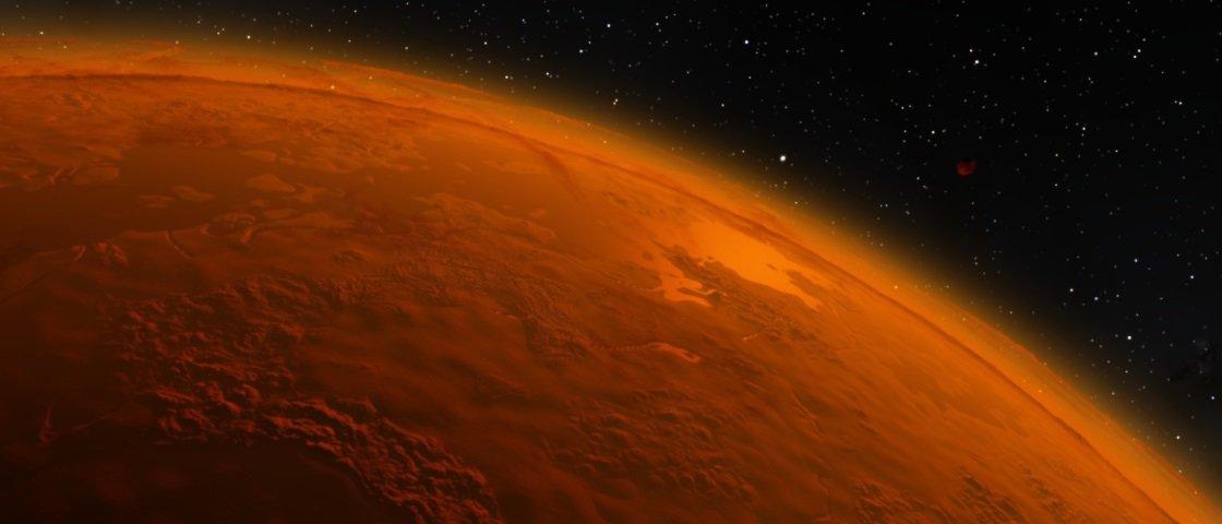 Saiba fatos e curiosidades sobre Marte, o Planeta Vermelho