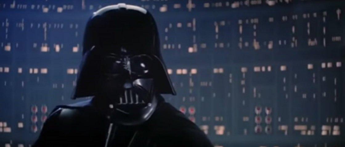 Ouça a frase mais célebre de Darth Vader em 20 idiomas diferentes [vídeo]
