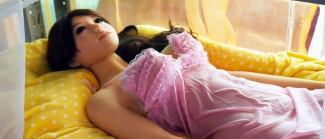 Para não ter amantes, chineses pulam a cerca com bonecas sexuais realistas