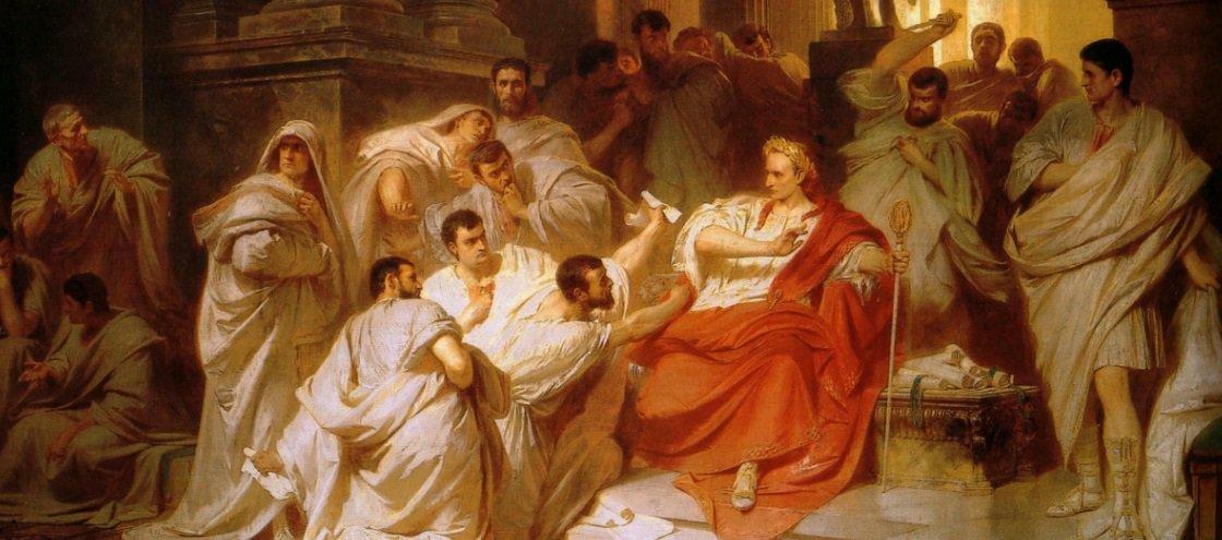 Novo diagnóstico aponta que Júlio César não sofria de epilepsia