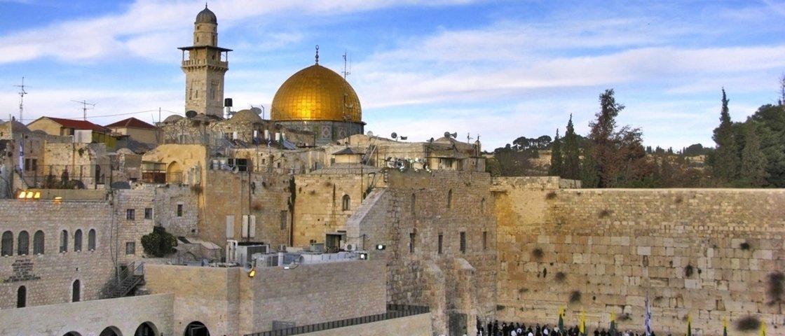 Cuidado: visitar Jerusalém pode te deixar malucão