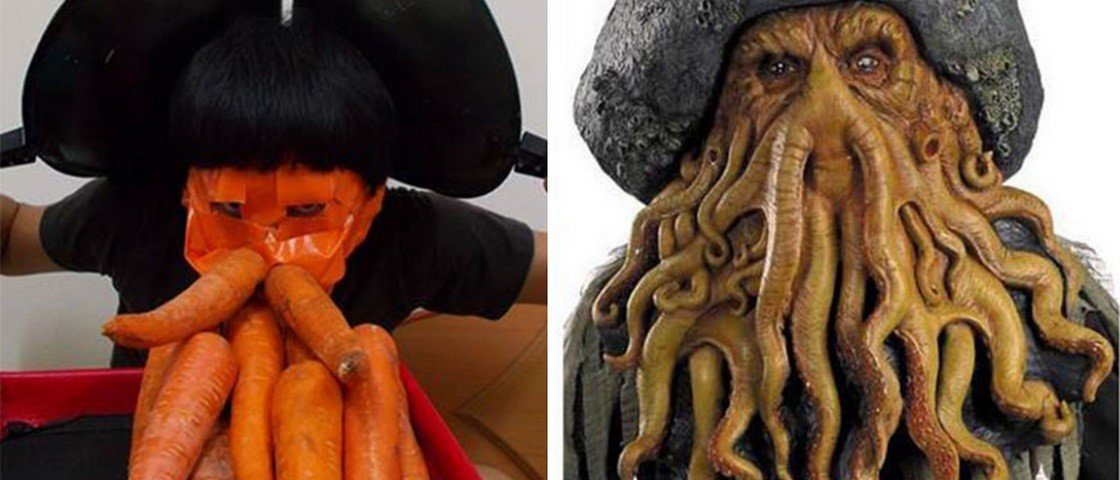 Cospobre: o tailandês dos cosplays hilários ataca novamente