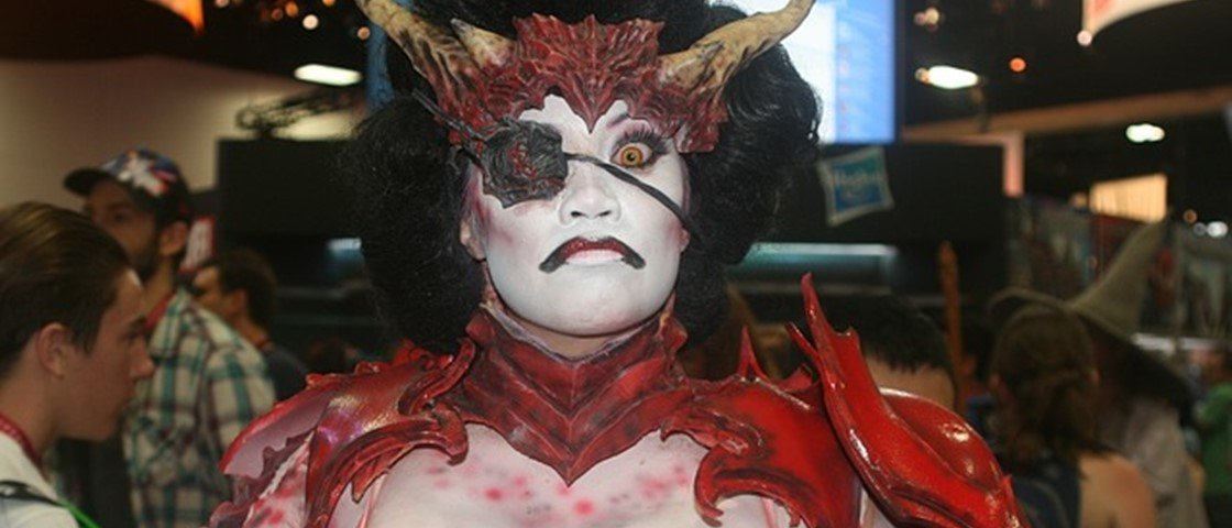 13 cosplays que deram muito errado