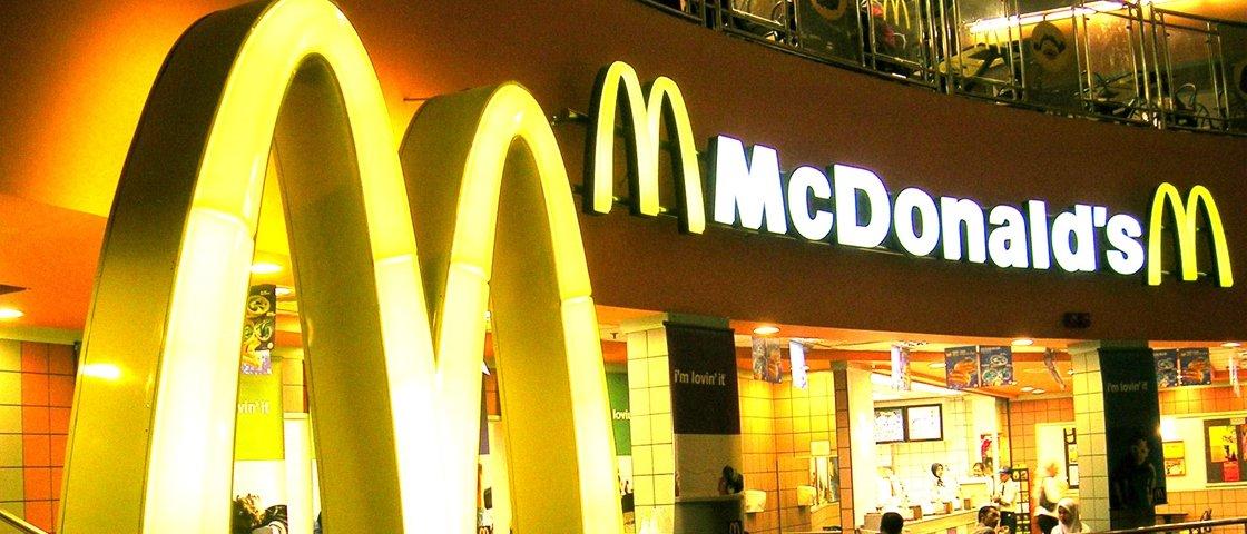 10 lojas do McDonald's que vale a pena conhecer