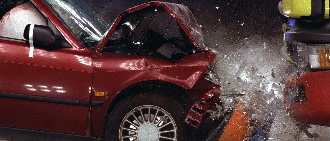Dicas de como diminuir os riscos de ferimentos em um acidente de trânsito
