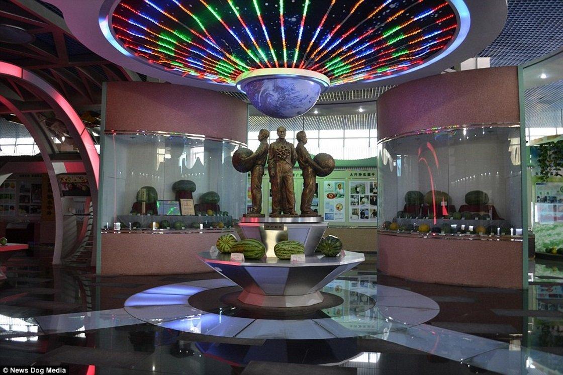 Se for a Pequim, dê uma passada no Museu da Melancia