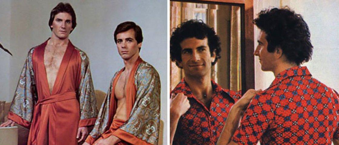 21 propagandas antigas de moda masculina que farão você dar boas risadas