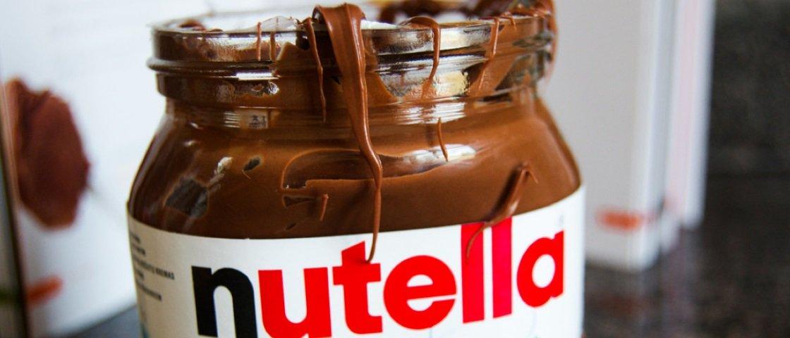 Nutella entra na lista de vilões que prejudicam o meio ambiente