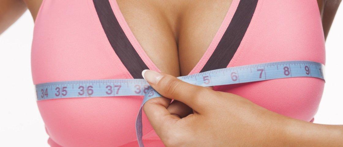 Estudo revela preferências internacionais com relação à plástica de mama