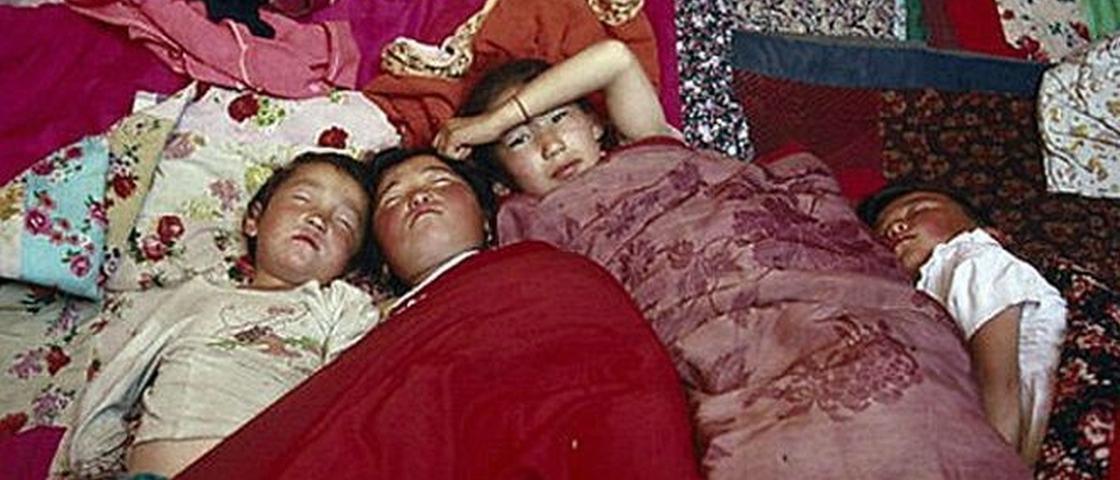 Mistério resolvido: descoberta a causa do sono em vila do Cazaquistão