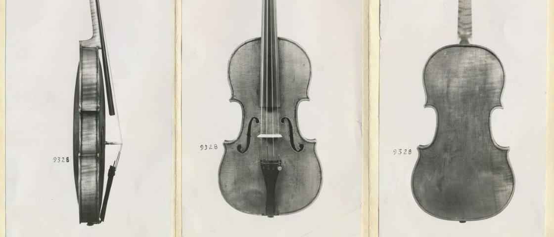 Inacreditável! Família recupera violino stradivarius roubado há 35 anos