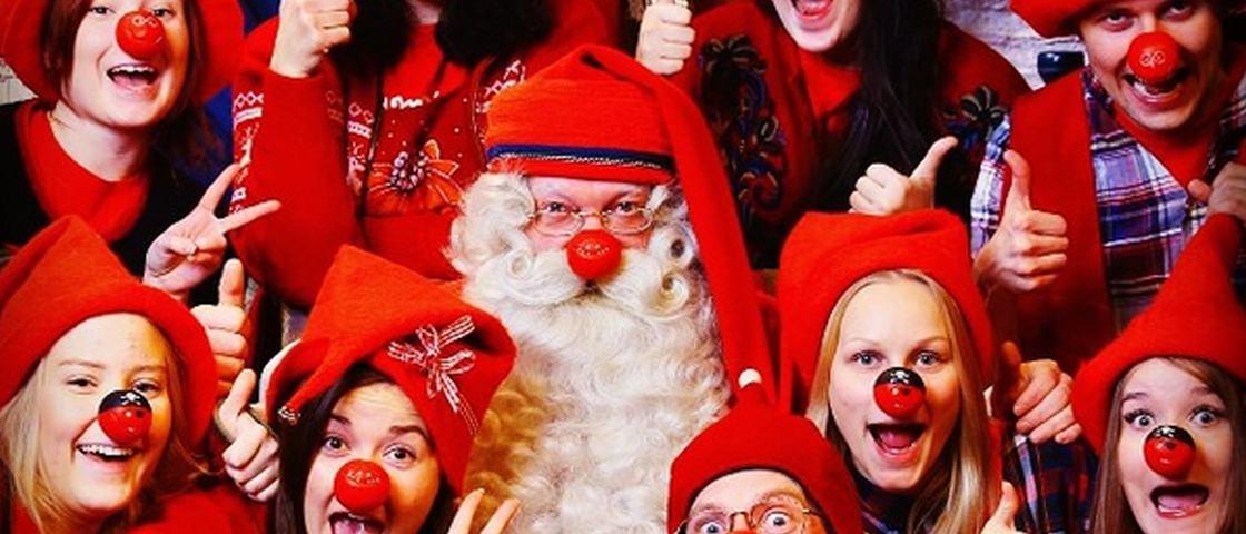 Crise abate até o Papai Noel: escritório na Finlândia declara falência