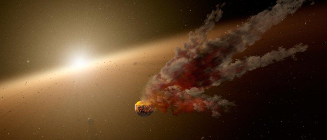 """Cientistas pretendem desviar rocha espacial em teste """"antiapocalipse"""""""