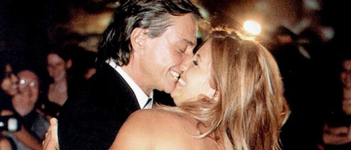 7 celebridades que se casaram mais do que o Fábio Jr.