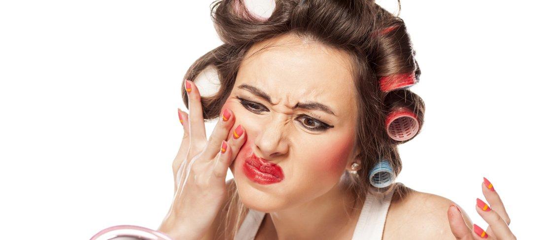 9 pequenos momentos de terror que toda mulher  enfrenta