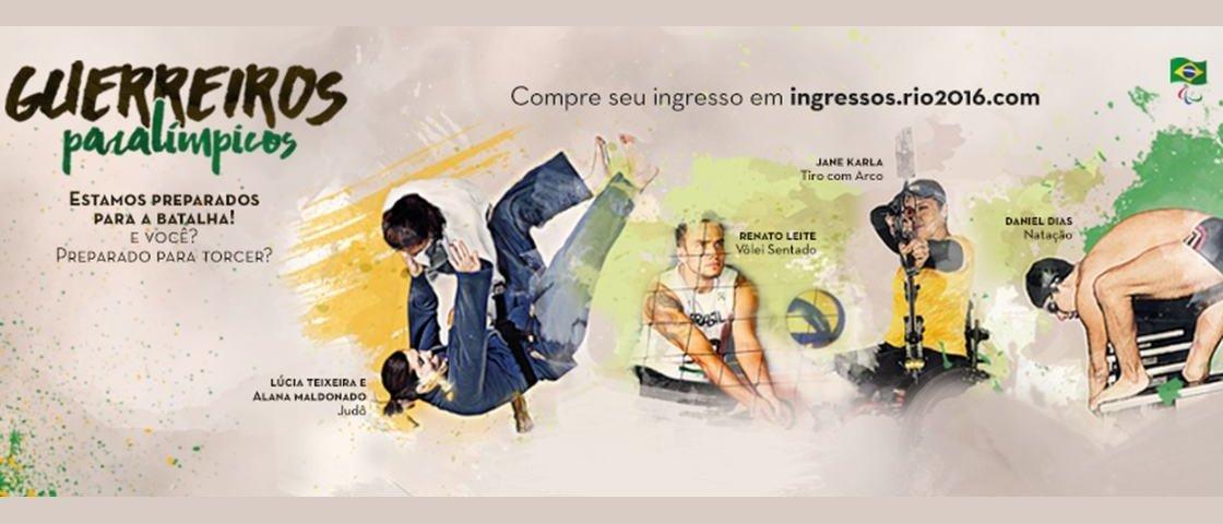 Conheça histórias e curiosidades do Brasil nos Jogos Paralímpicos