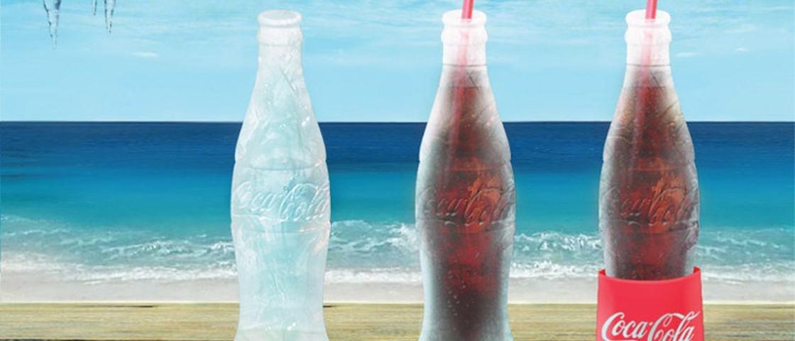5 invenções megacuriosas feitas apenas com gelo