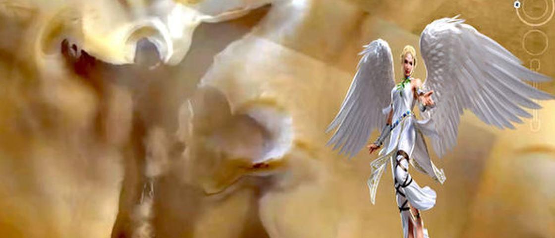 Caçadores de alienígenas divulgam imagem de anjo encontrado em Marte