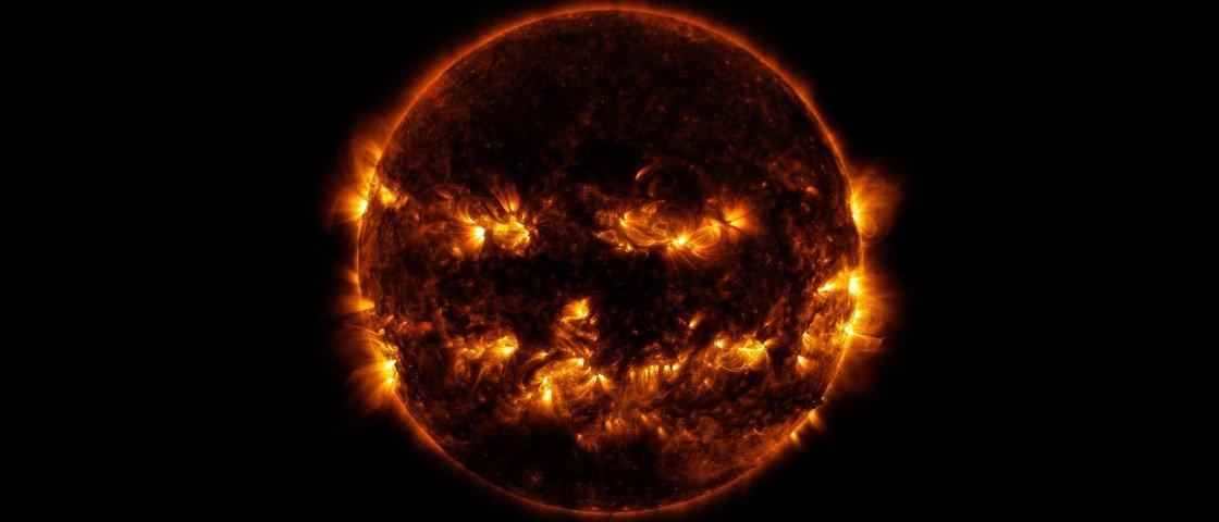 Estaria o Sol girando loucamente? A NASA explica a estranha movimentação